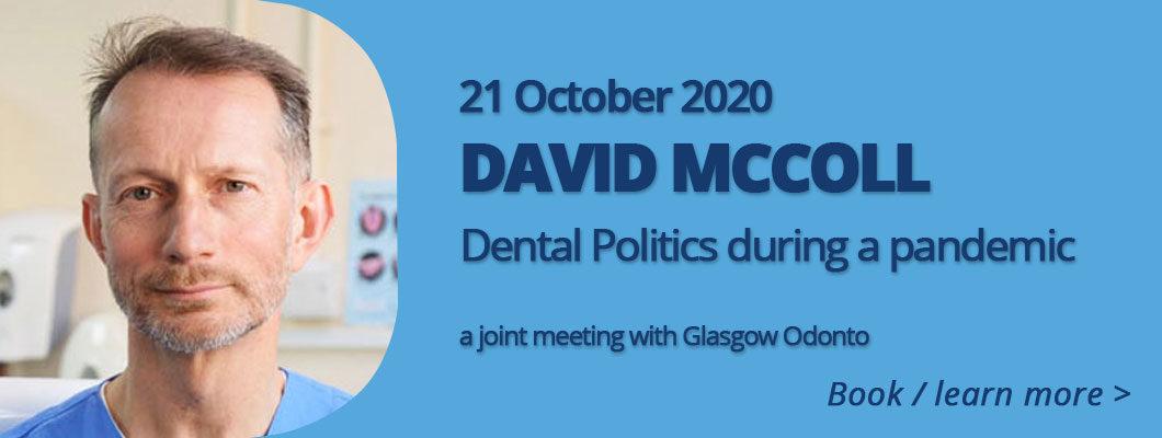 david mccoll 21 october 2020
